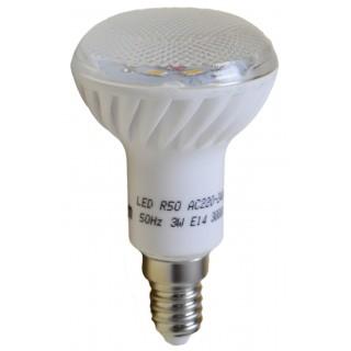 BEC LED E14 R50 3W 3000K