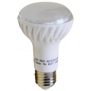 BEC LED E27 R63 7W 3000K CERAMIC