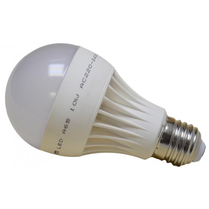 BEC LED E27 10W 6400K A65 PLASTIC